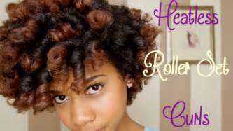 how to roller set transitioning hair picture 7