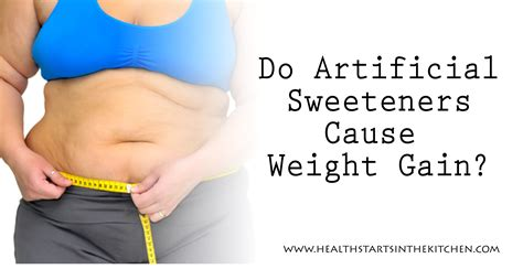 artificial sweeteners and weight gain picture 1