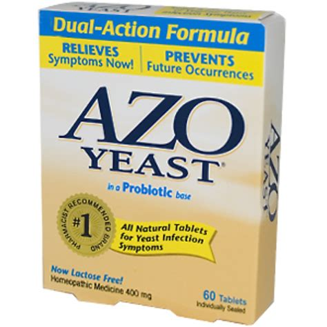 azo yeast picture 1