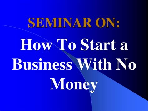 how to start a gold h business picture 5
