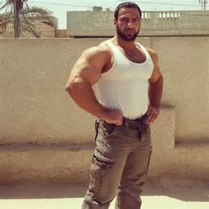 arab muscle bears picture 10