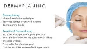 before and after pictures of dermaplaning picture 5