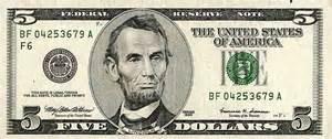 4dollar bill picture 3