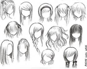 anime hair styles picture 7