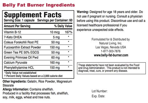 fat burning injection ingredients picture 3