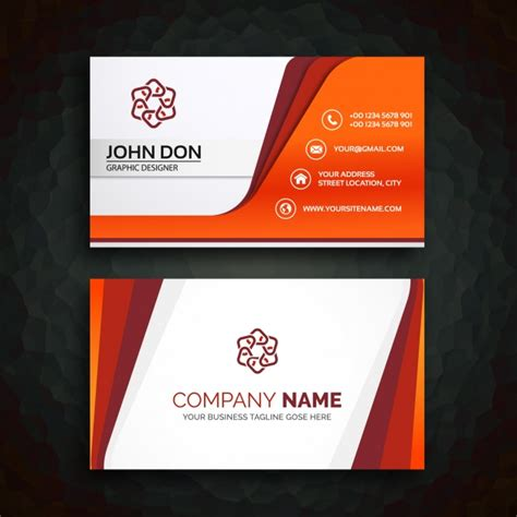 free online business card templates and photos picture 11
