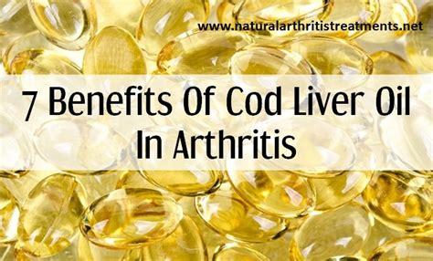 cod liver oil arthritis picture 1