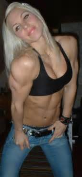 i muscle girl picture 1