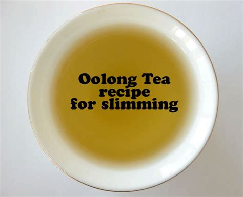 oolong teas & weight loss picture 7