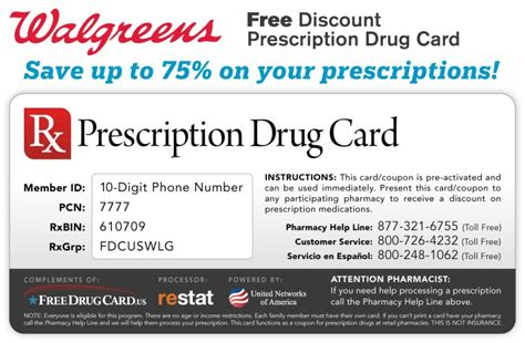 prescription drug coupons for walgreens picture 6