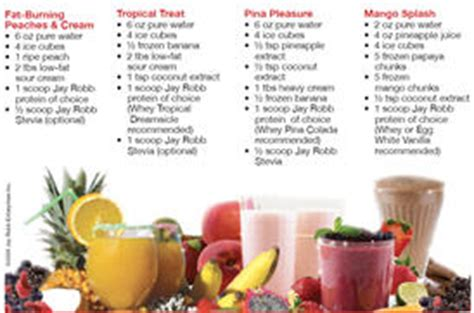 weight loss smoothies homemade picture 2