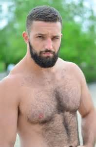 bearded hairy men picture 11