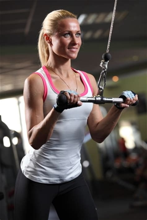 women heavy weight muscle morphs picture 7