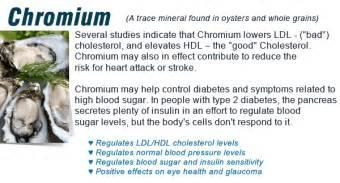 benefits of chromium picture 1