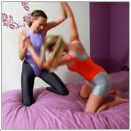 breast breast/belly belly catfights picture 11