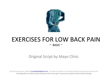 pain relief mayo clinic picture 11