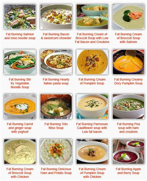 fat burning soup recipe picture 3