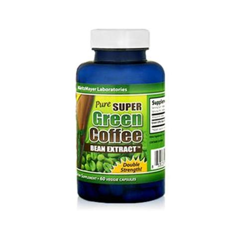 green coffee supplement picture 6