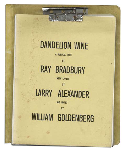 lyrics dandelion wine picture 10