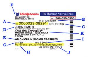 government standards prescription bottles picture 7