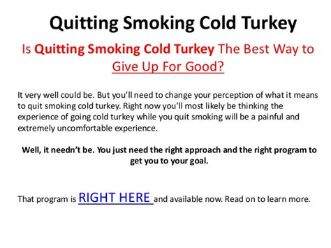 quit smoking cold turkey picture 2