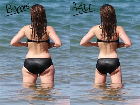 howto hide cellulite for swimsuit pageant with makeup picture 10