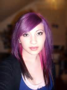 purple and pink hair color picture 14