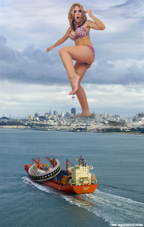 inside a giantess body picture 5