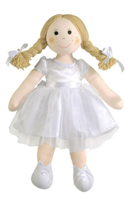 communion doll with red hair picture 10