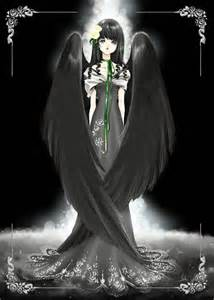 dark hair angel pictures picture 6