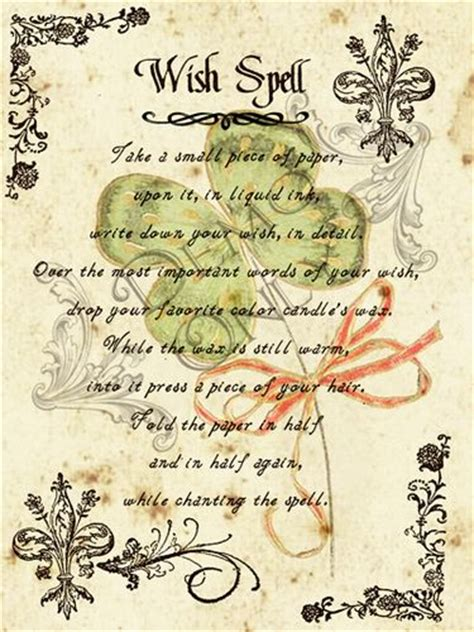 wiccan herbal spells picture 10