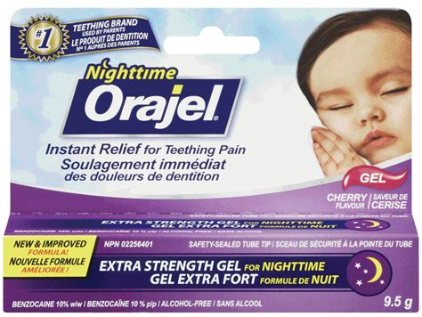 baby oral relief gel picture 7