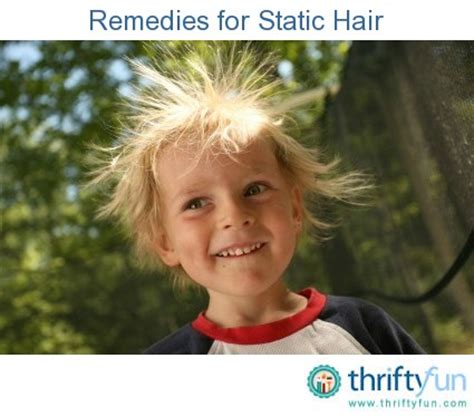 remedies for static in hair picture 2