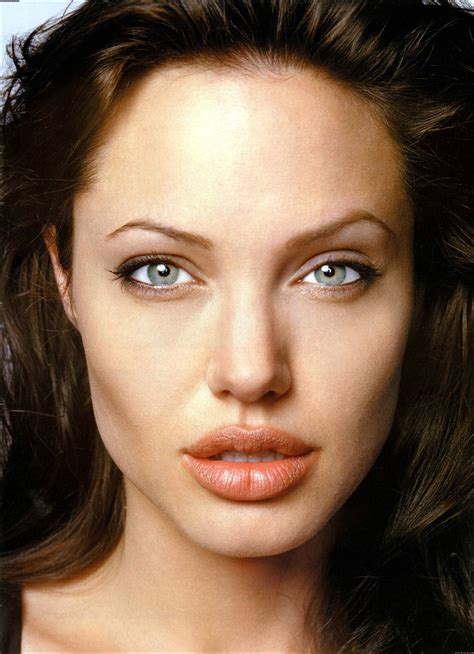 angelina joli lips are they collogin lips picture 6