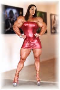 muscle female muscle morph picture 3