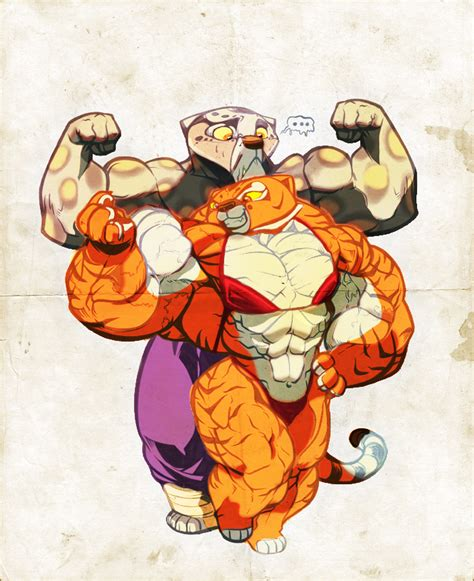 tigress muscle growth stories fanfiction picture 11