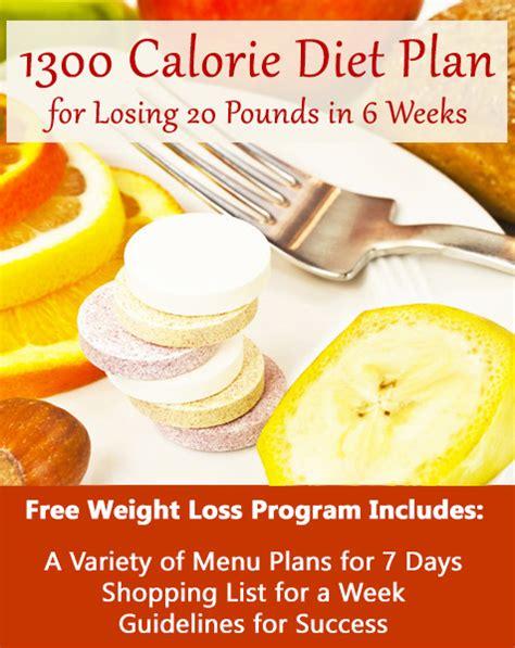1300 calorie diet plan picture 7