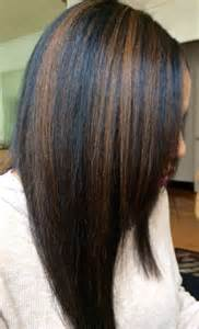 foil hair highlights tips picture 1