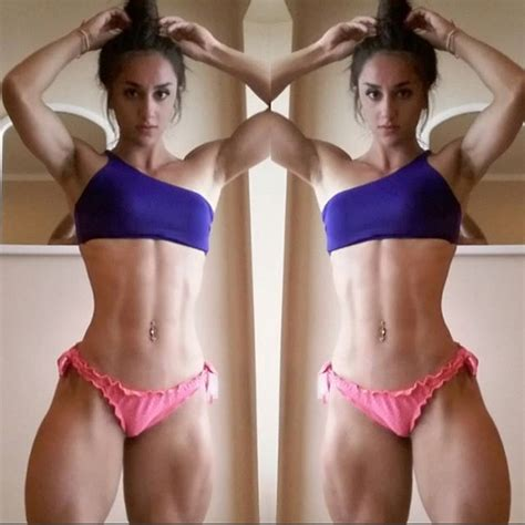 female muscle fiction picture 9