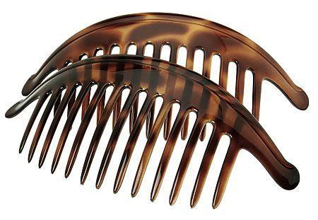 jumbo interlocking hair combs picture 3