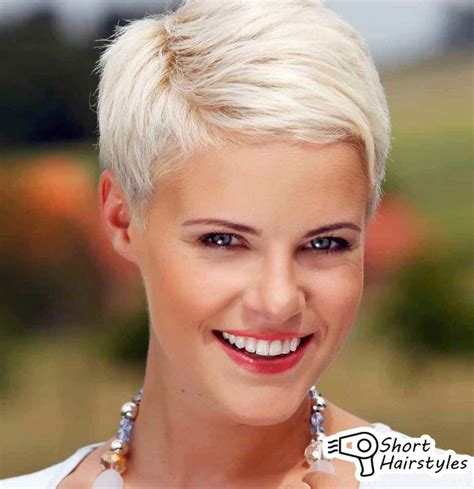 women's short hairstyles fine hair picture 1
