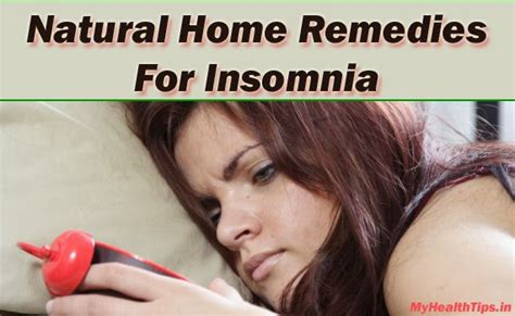 home remedies for insomnia picture 13