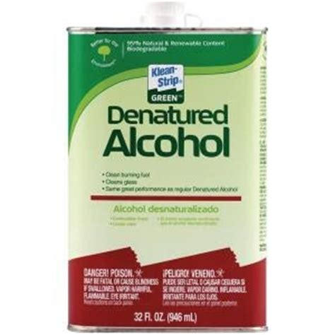 why would denatured alcohol be in h whitening picture 5