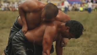 fantasy oil wrestling 1 picture 17
