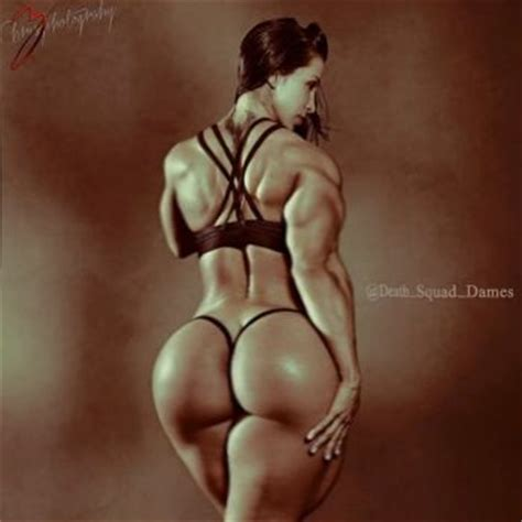 female muscle morphs, jackeggs homepage picture 18