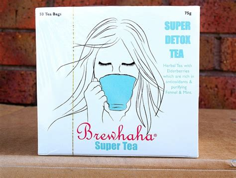 brewhaha cleansing super tea review picture 1