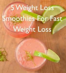 weight loss smoothies picture 2