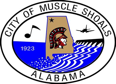 city of muscle shoals alabama picture 1