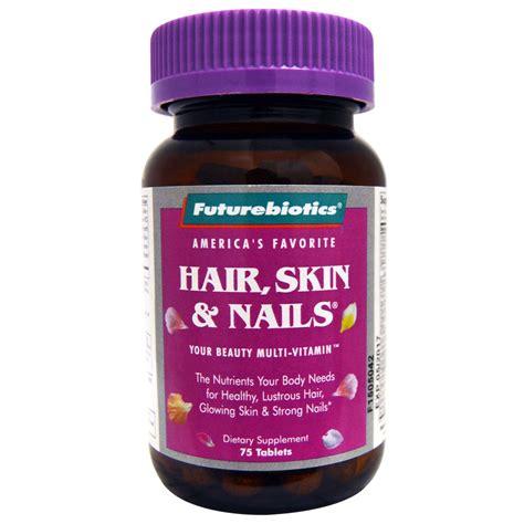 futurebiotics hair skin & nail vitamins picture 13