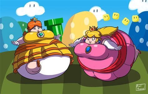 rosalina weight gain anime expansion picture 11